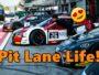 PIT LANE Life a Monza