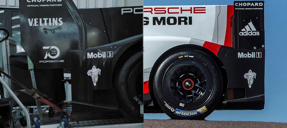 Porsche demolisce il Record di Spa con una 919 Hybrid da 1200CV!