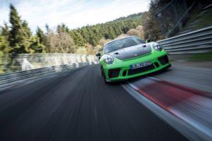 Al Nurburgring la nuova GT3-RS va sotto i 7 minuti! Guarda il VIDEO