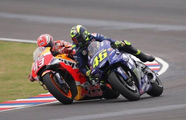 MotoGP Argetina, Marquez-Rossi: è giunta l'ora di...