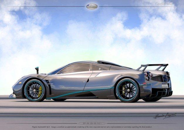 "Arriva ""L'Ultimo"", l'ultima delle Huayra coupé. O forse no...?"