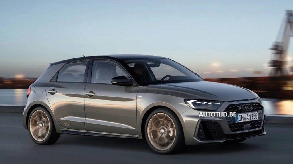 Le foto sfuggono nel Web: ecco la nuova Audi A1!