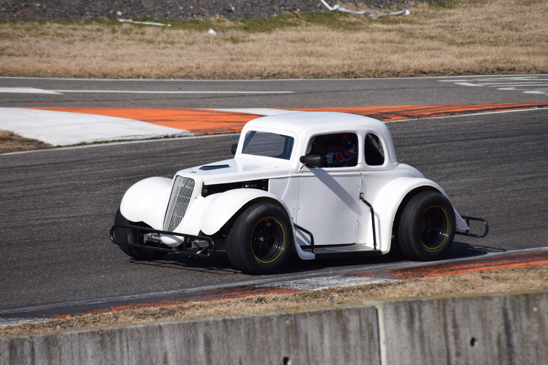La Legend Car da 3 cilindri testata da Giorgio.