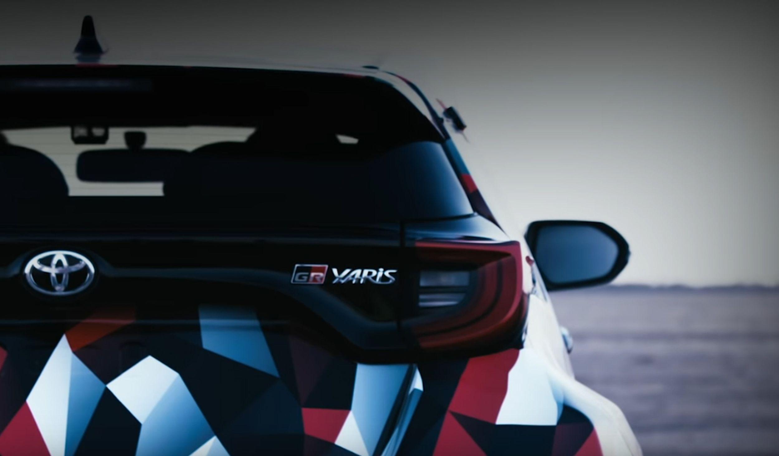 Pompata ed integrale: in arrivo la Toyota Yaris GR-4