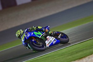 Test MotoGP Day2 Qatar 1