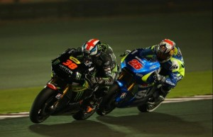 Test MotoGP Day2 Qatar 17