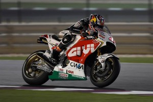 Test MotoGP Day2 Qatar 4